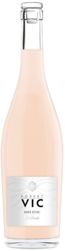 Robert Vic Delicate Rosé